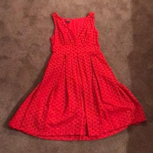 Red Muse Cocktail dress